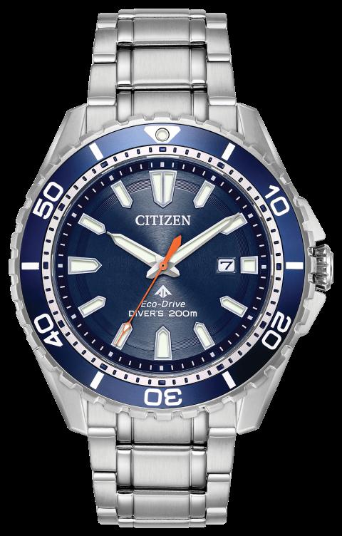 Promaster Diver - Men's Steel Blue Dial BN0191-55L Watch | Citiz