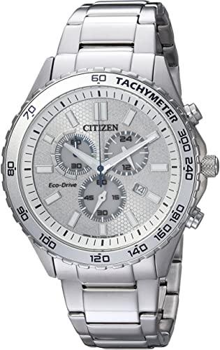 Amazon.com: Citizen Men's Quartz Stainless Steel Casual Watch .