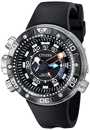Buy Citizen Eco-Drive Men's BN2029-01E Promaster Aqualand Depth .