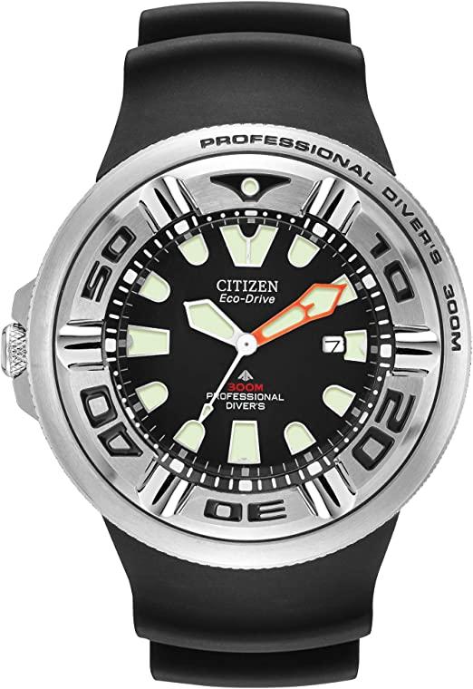 Amazon.com: Citizen Men's Eco-Drive Promaster Diver Watch with .
