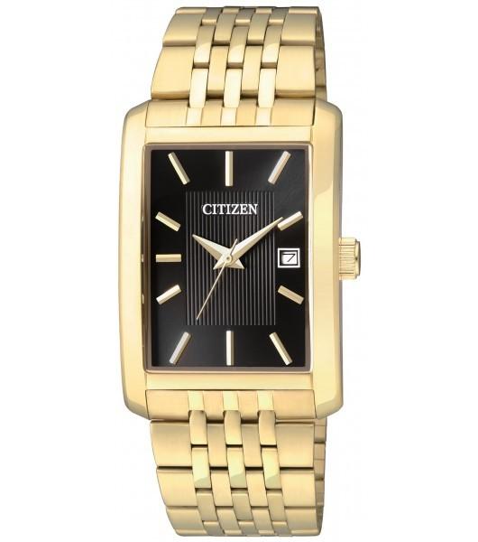 Citizen Mens Gold BH1673-50E Watch - WatchCo.c