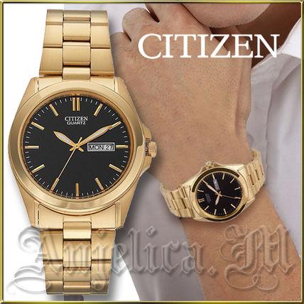 Shop CITIZEN Quartz Watches Analog Watches (BF0582-51F) by .