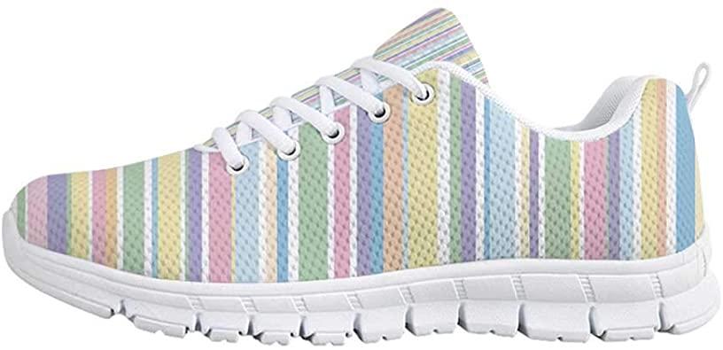 Amazon.com | TecBillion Pastel Comfortable Sports Shoes .