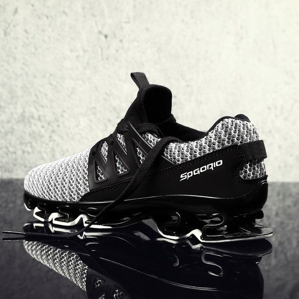 2018 New Men's Running Shoes Comfortable Sports Shoes Men Athletic .