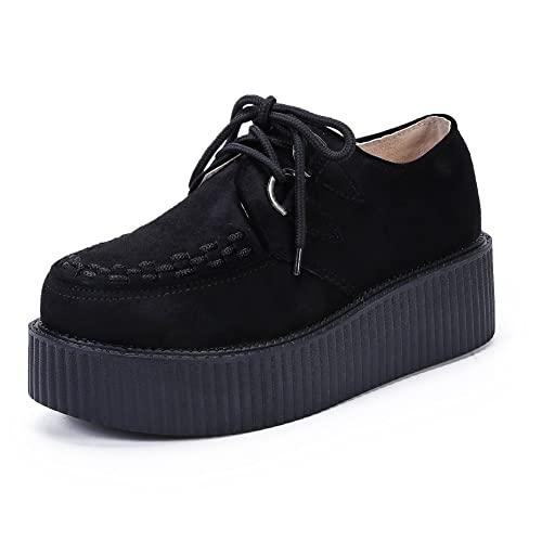 Women's Creeper Shoes: Amazon.c