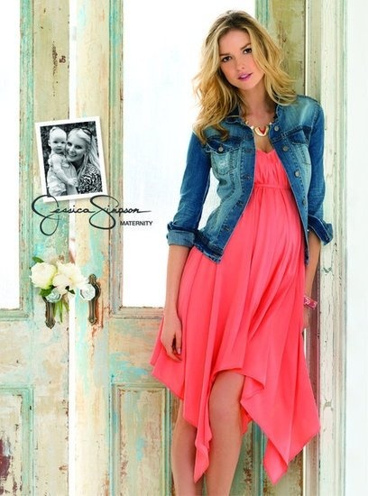 Jessica Simpson Maternity Clothes Spring 2013 – It's So Hard To .
