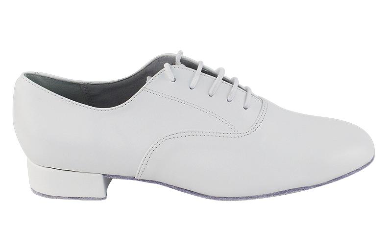Classic White Leather Men's Dance Shoes – Palisa Dance Boutiq