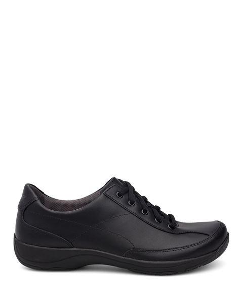 Emma Black Leather | Dansko® Official Si