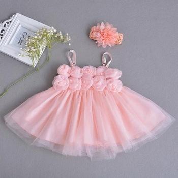 2017 Summer Baby Princess Wedding Birthday Designer Dresses - Buy .