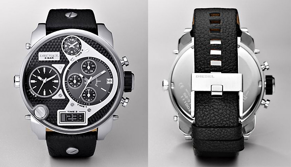 Our 6 Favorite Diesel Watches + Giveaway | Cool Materi