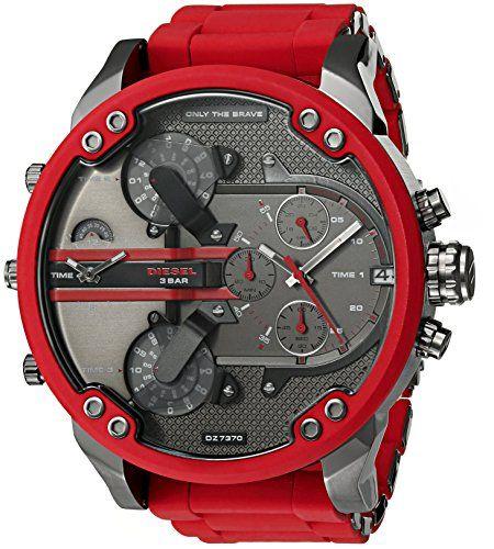 Diesel Men's Mr. Daddy 2.0 Watch   Watches for men, Diesel watch .