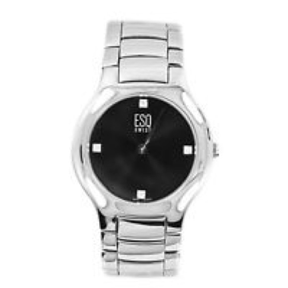 Movado Accessories | Esq Swiss E5230 Verve Quartz Watch | Poshma