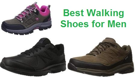 Top 20 Best Walking Shoes for Men in 20