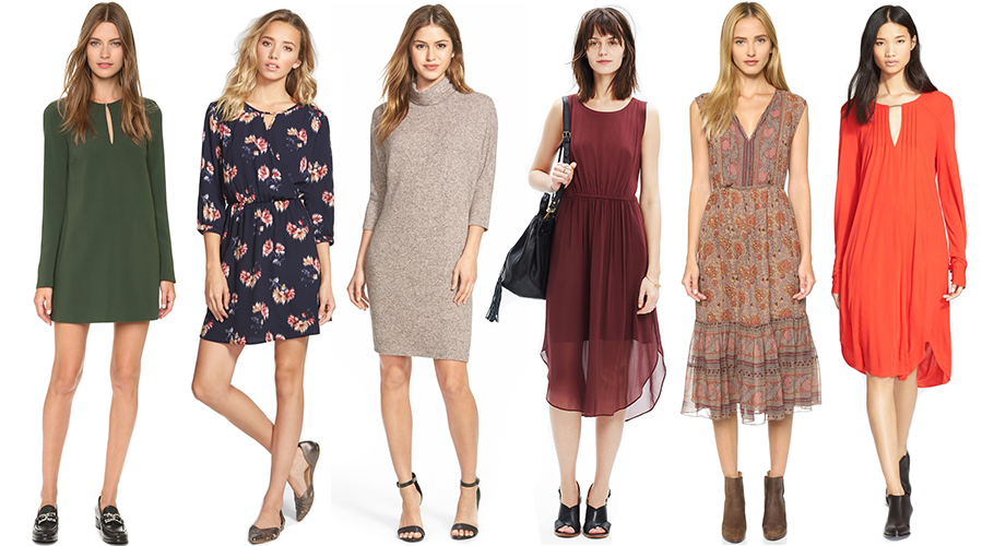 The prettiest fall dresses you need right now - AOL Lifesty