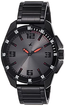 Buy Fastrack Analog Grey Dial Men's Watch -NK3084NM01 Online at .