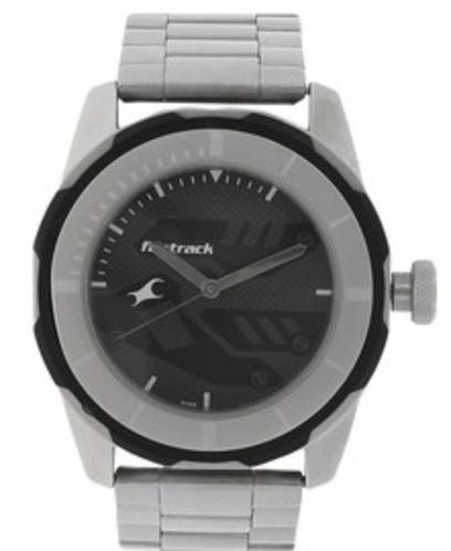 Fastrack Black Dial Analog Watch, Rs 2255 /piece, Royal Watches .