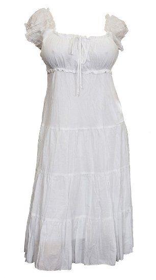 So I find a beautiful dress I like....and it only seems to come in .