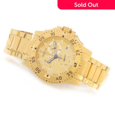 Invicta Women's Excursion Quartz Chronograph Stainless Steel .
