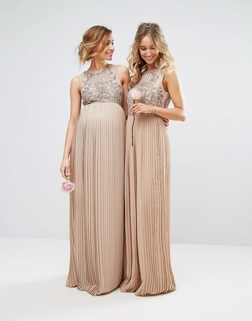 Formal Maternity Dresses for a Wedding Guest | Dress for the Weddi