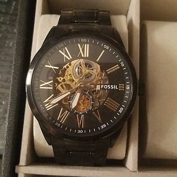 Fossil Accessories   Mens Automatic Watch Nwot   Poshma