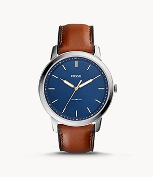 Leather Watches for Men: Shop Men's Watches Leather Band Styles .