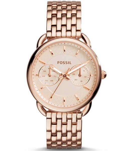 Fossil Womens Rose Gold ES3713 Watch - WatchCo.c
