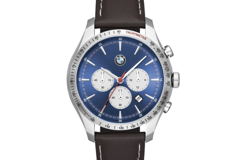 Watches & Cars: BMW partnering with Fossil for new watch collecti