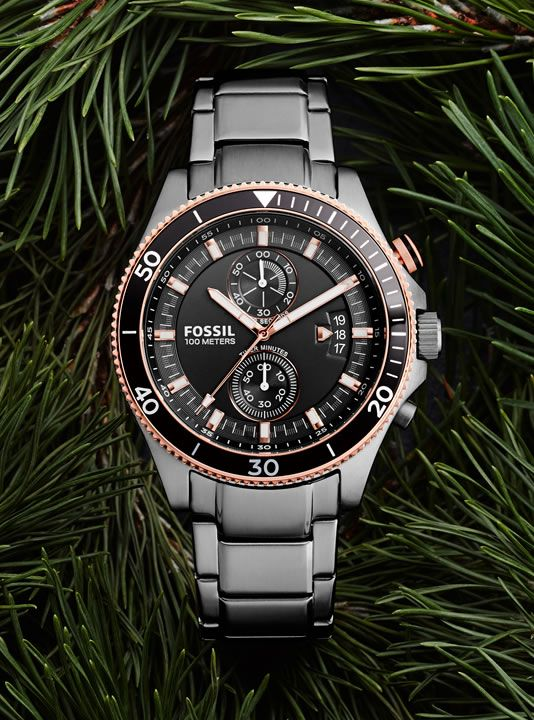 Men's Vintage Watches, Fossil Watch Collections for Men | Fossil .