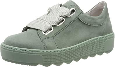Amazon.com   Gabor Shoes Women's Jollys Low-Top Sneakers, Green .
