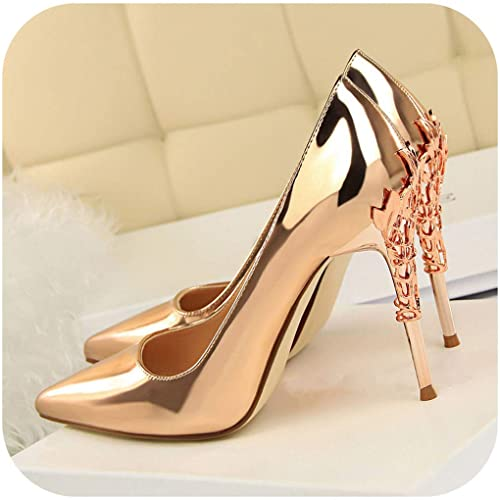 Amazon.com | Spring Women Sexy High Heels Pumps Pointed Toe Heels .