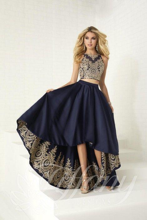 High Low Prom Dresses