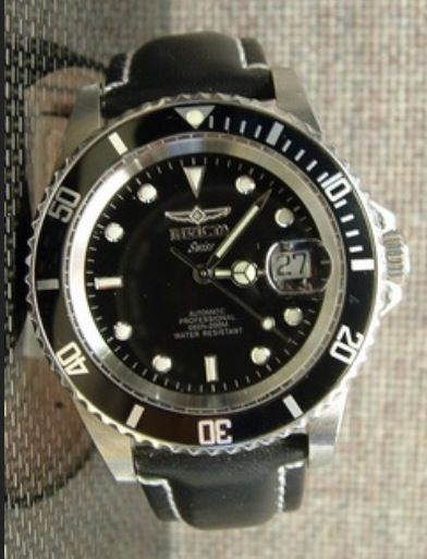 Invicta 9937 Submariner (With images) | Watches for men, Rolex .