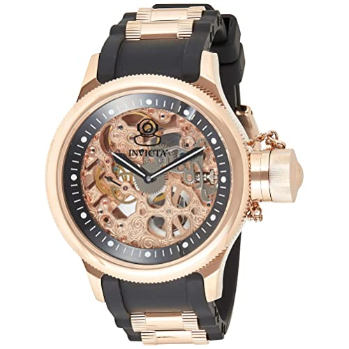 Invicta Skeleton Watch: Amazon.c