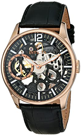Buy Invicta Men's 12408 Vintage Rose Gold Tone Stainless Steel .
