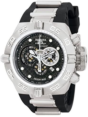Amazon.com: Invicta Men's 6576 Subaqua Noma IV Chronograph Black .