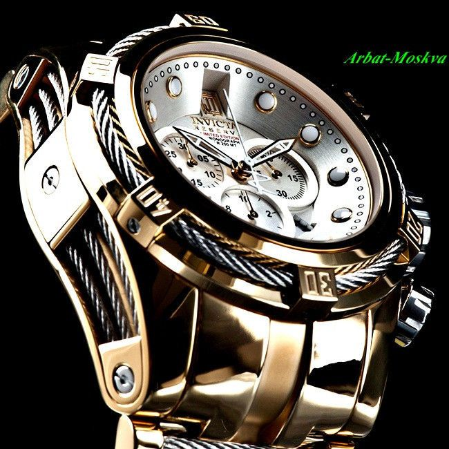Invicta Men's Jason Taylor Reserve Limited Edition Luxury Watch .