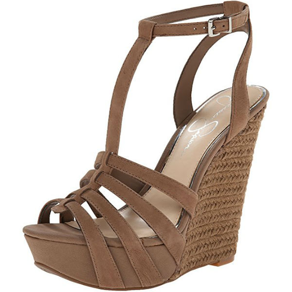 Jessica Simpson Shoes Bristol Wedge - MyShoeBaz
