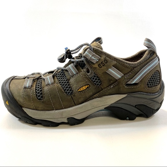 Keen Shoes | Womens Utility Safety Toe Work Shoe Size 75 | Poshma
