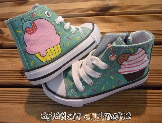 PAINT YOUR CONVERSE, KIDS SHOES DIY | Painted shoes diy, Upcycle .