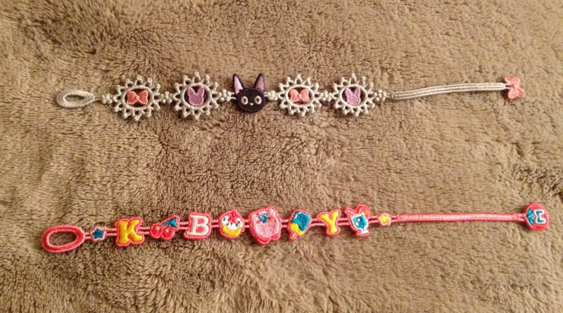 Ensky's lace bracelets are ever so intricate   Michibi