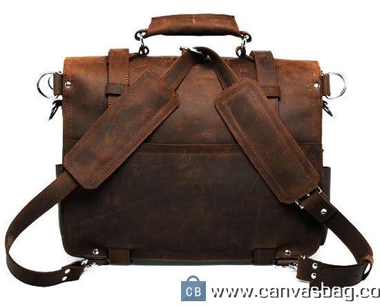 Leather Convertible Backpack Convertible Shoulder Bag - Canvas Bag .