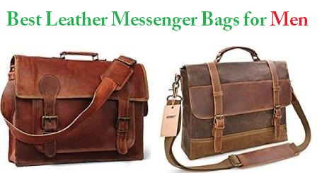 Top 15 Best Leather Messenger Bags for Men in 2020   Travel Gear Zo