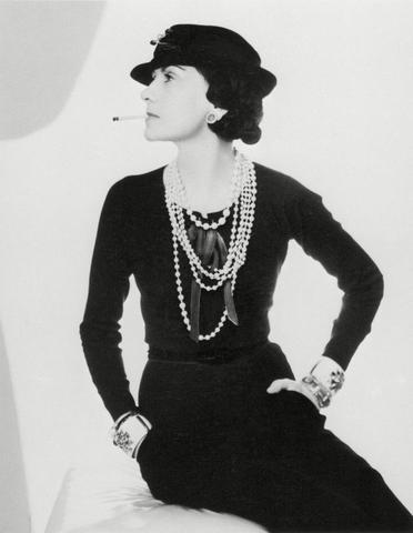 History of: Little Black Dress – 1954 by Rae Jose