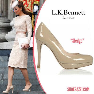 LK Bennett Shoes as seen on Kate Middleton   eB