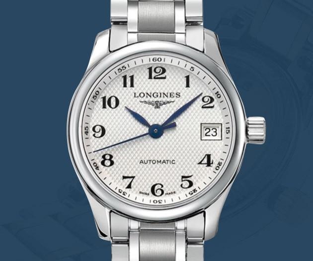 Longines | Brands | Watches Of Switzerland