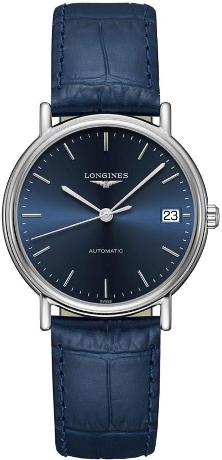 Longines Presence Automatic Womens Watch L4.821.4.92