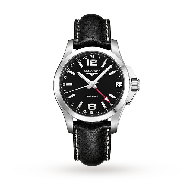 Longines Conquest Mens 41mm Automatic Watch | Luxury Watches .