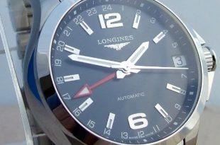 Longines Conquest GMT Watch Review | aBlogtoWat