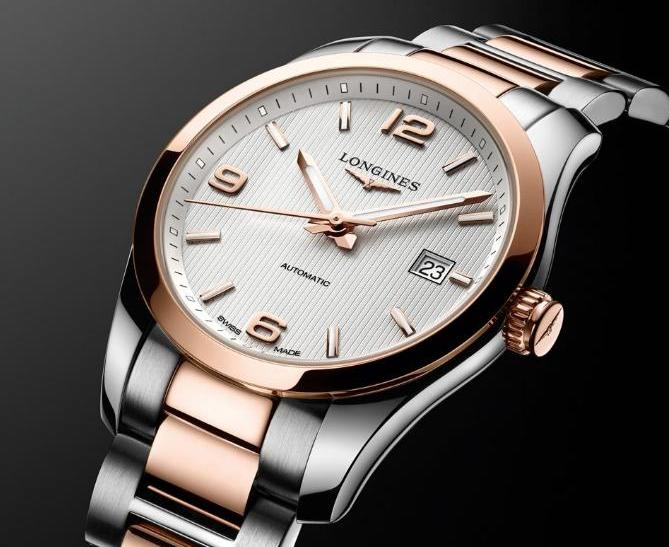 Offer You Best Replica Longines Conquest Classic Watches Reviews .