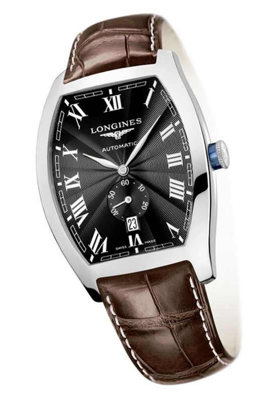 Longines Watchmaking Tradition Evidenza Small Seconds Watch .